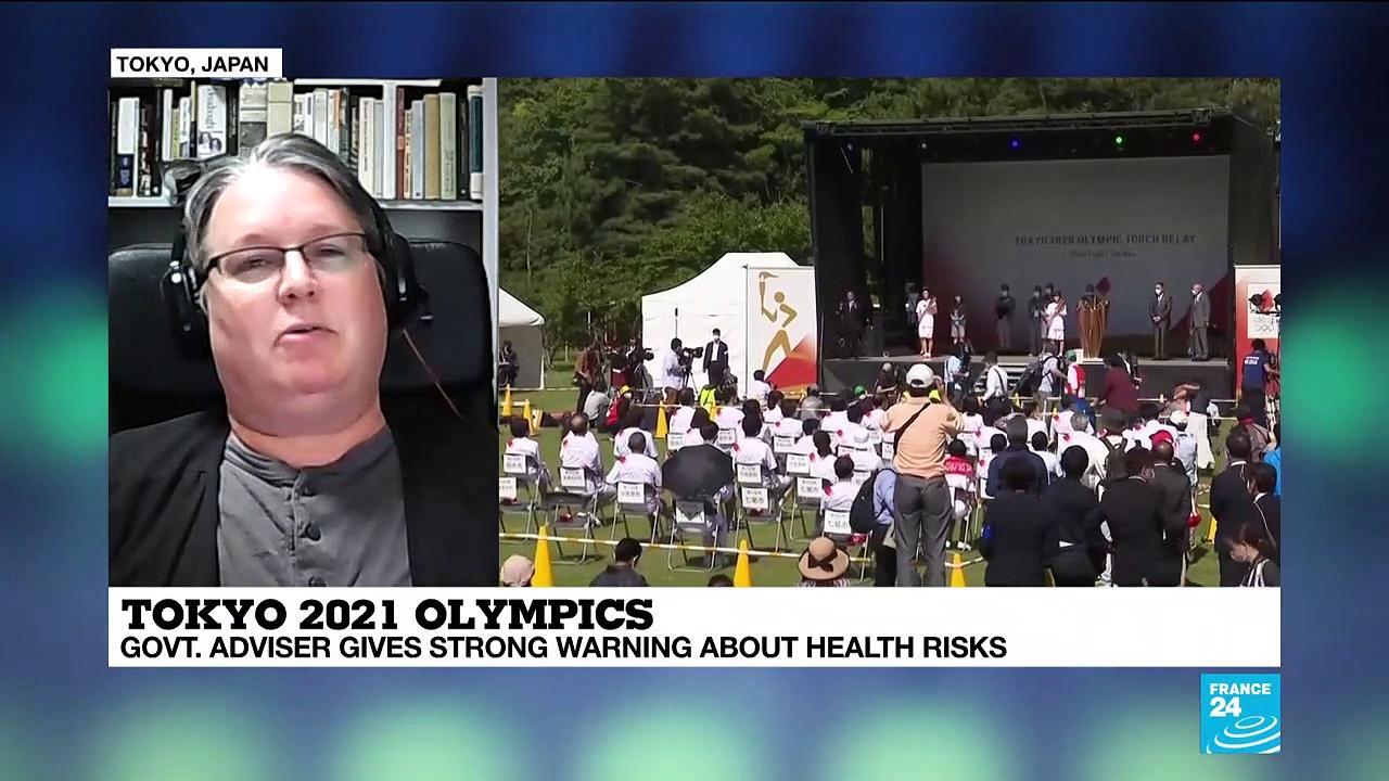 Thousands of Tokyo Olympic Games volunteers quit