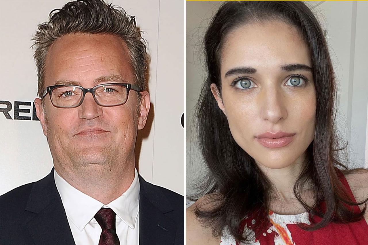 Matthew Perry and Molly Hurwitz Call It Quits