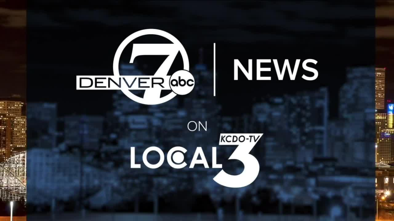 Denver7 News on Local3 8 PM   Tuesday, June 1