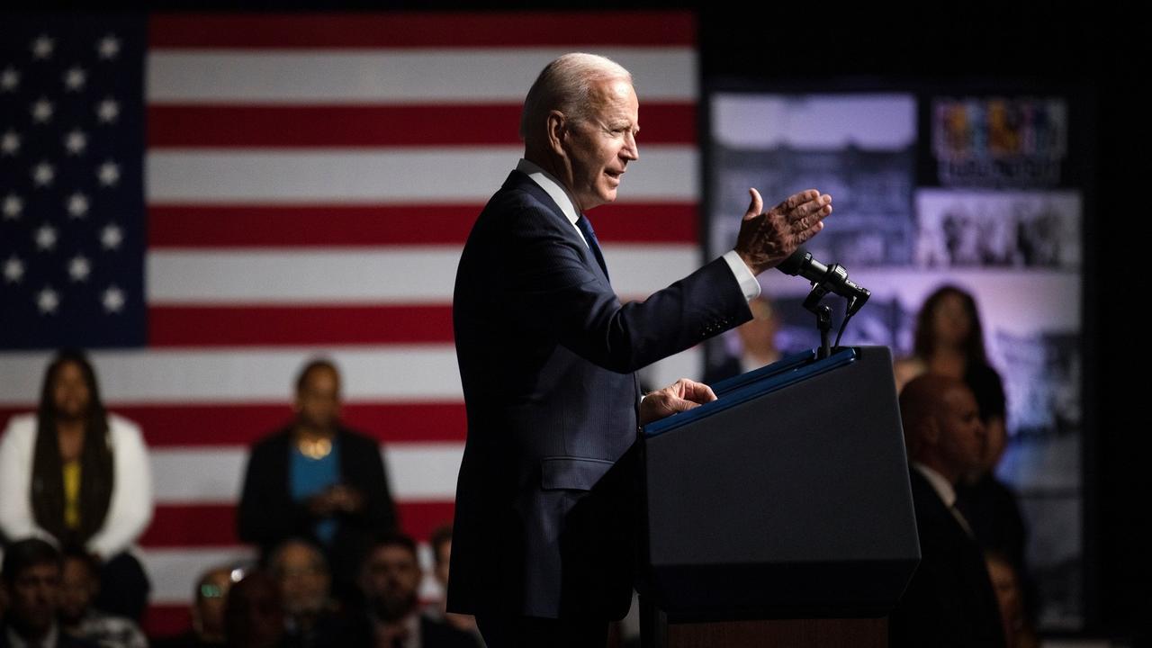 Biden unveils measures to 'narrow racial wealth gap'