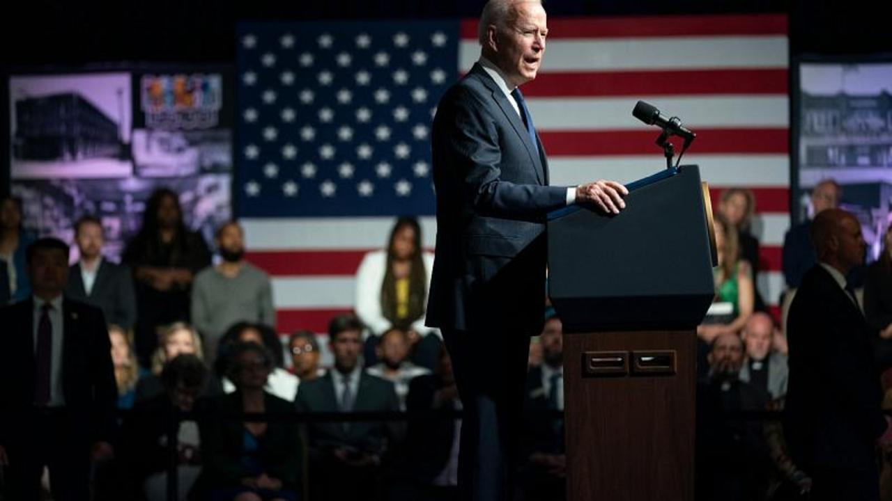 Tulsa massacre: Joe Biden decries 'horrific' injustice on centenary of racist mob murder