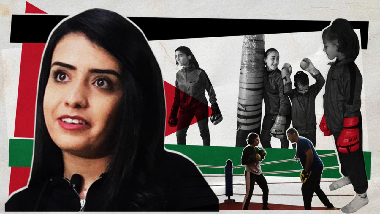 How boxing is changing the way society looks at women in Gaza