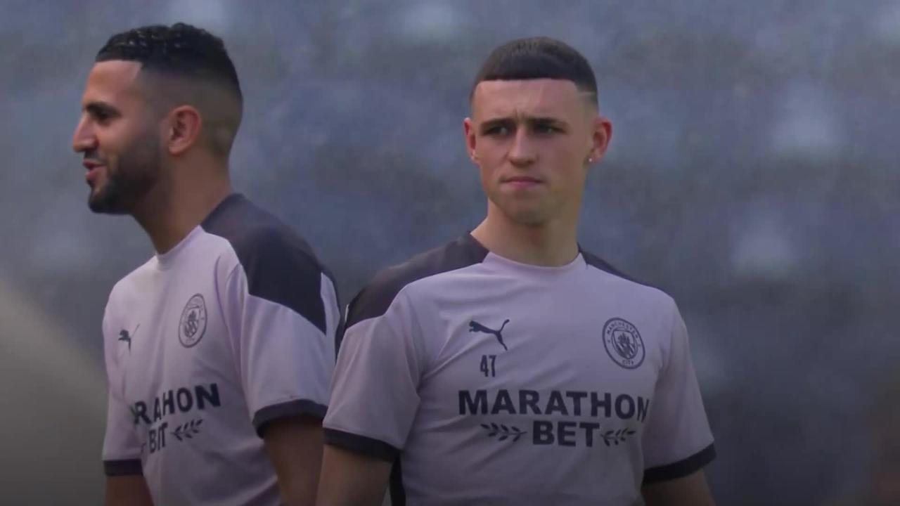 Manchester City's Phil Foden in contention for two PFA awards