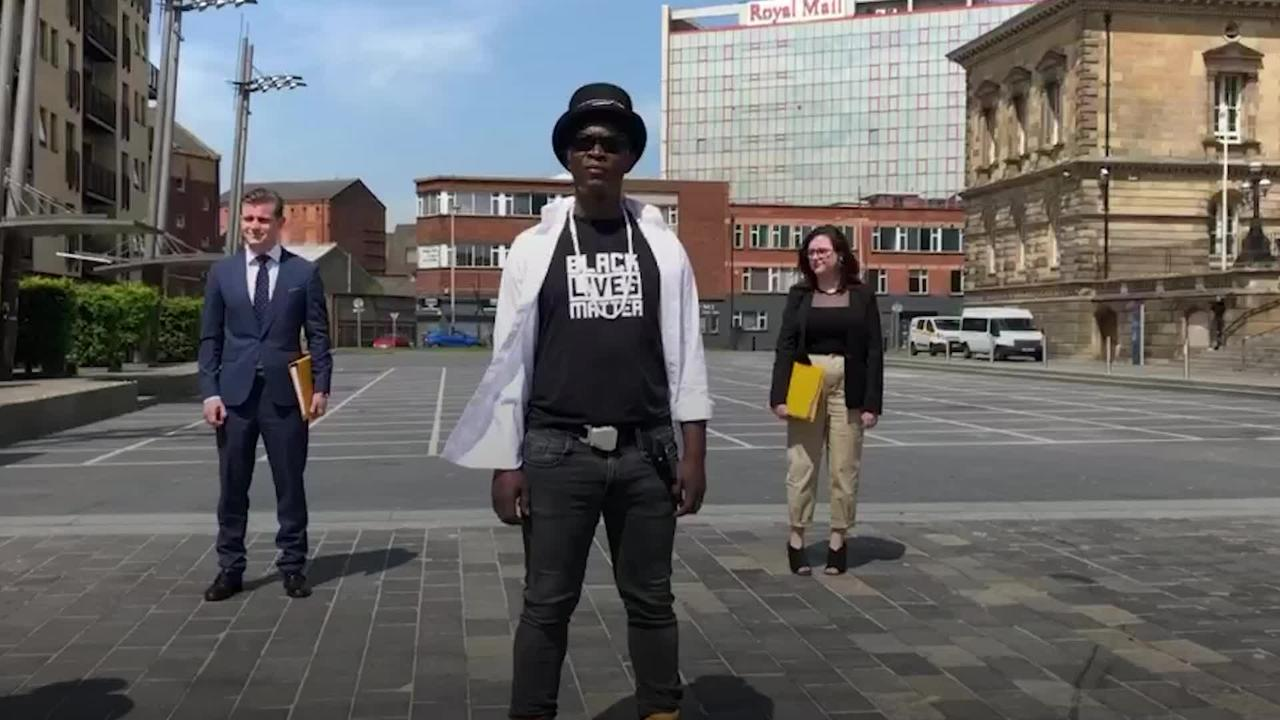 Black Lives Matter protesters pleased they will not be prosecuted
