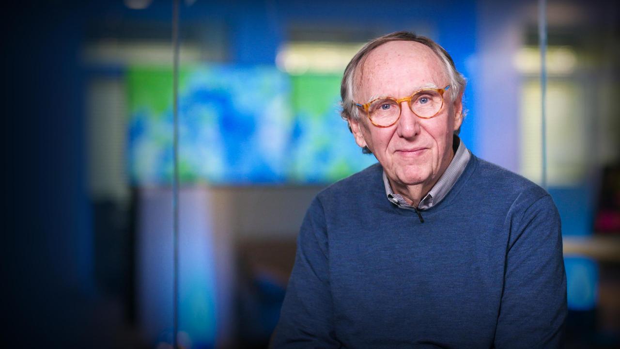 How a geospatial nervous system could help us design a better future | Jack Dangermond