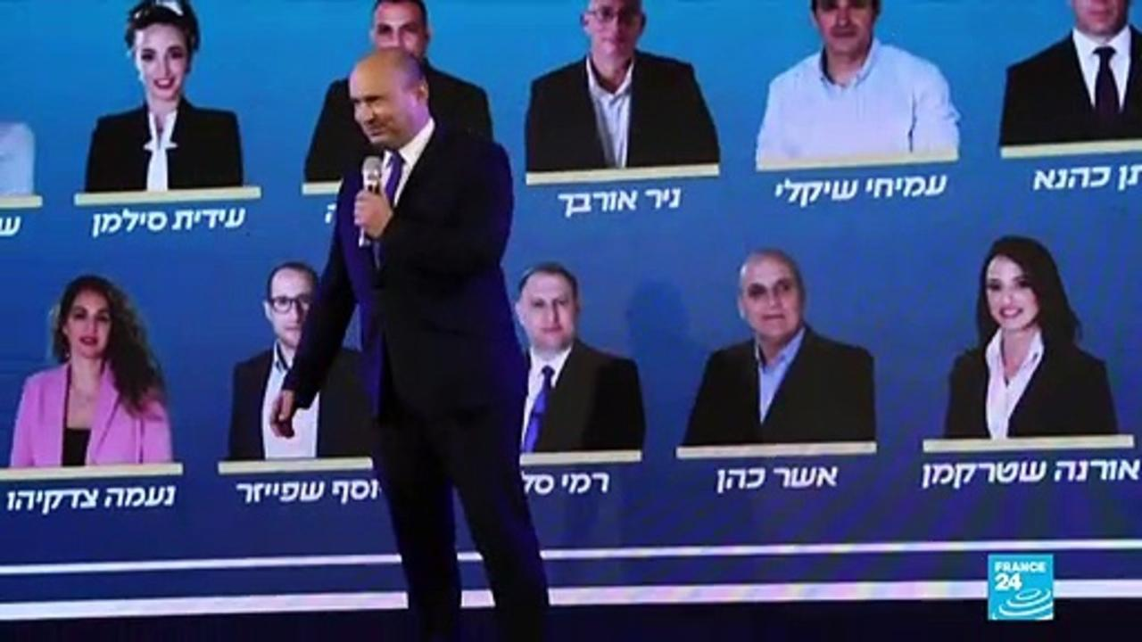 Naftali Bennett in the running to become Israel's next Prime Minister