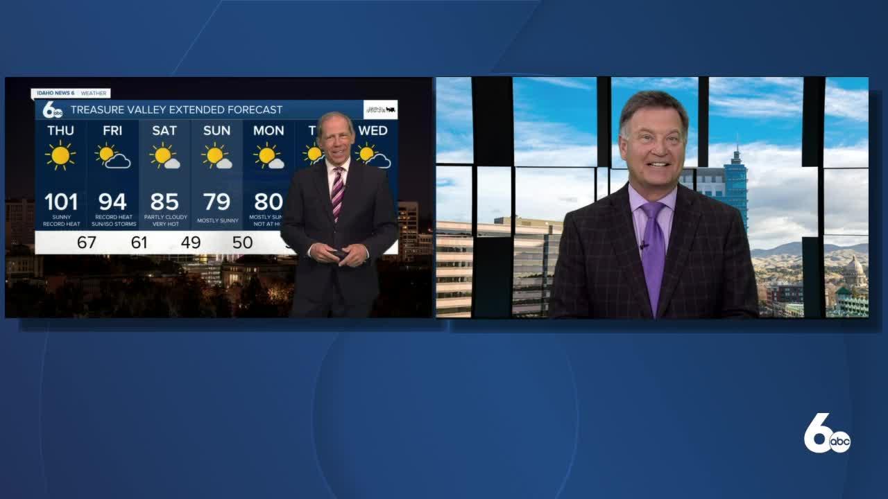 Scott Dorval's Idaho News 6 Forecast - Wednesday 6/2/21
