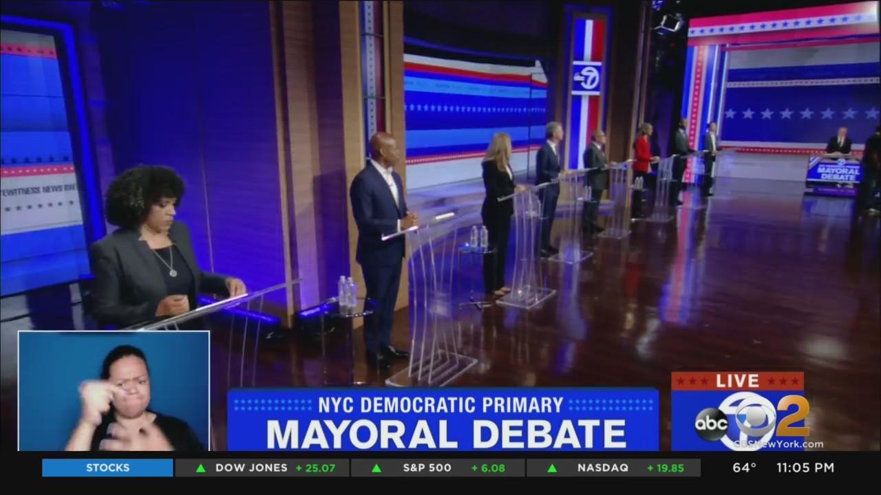 8 Main Democratic NYC Mayoral Contenders Engage In Slash-And-Burn Debate