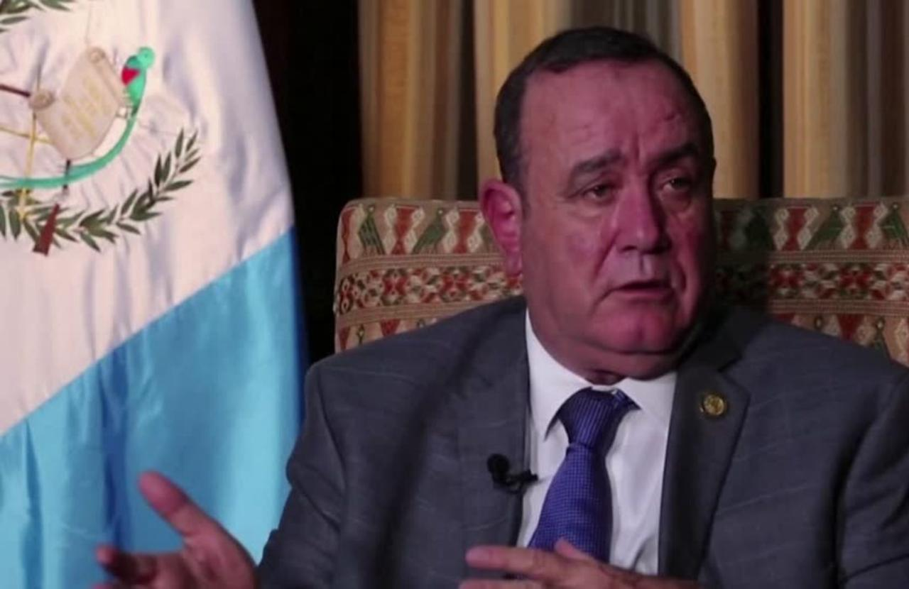 Guatemala leader criticizes U.S-backed graft lawyer