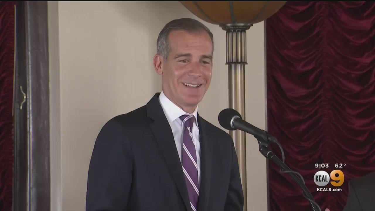 LA Mayor Eric Garcetti Approves $11.2B City Budget