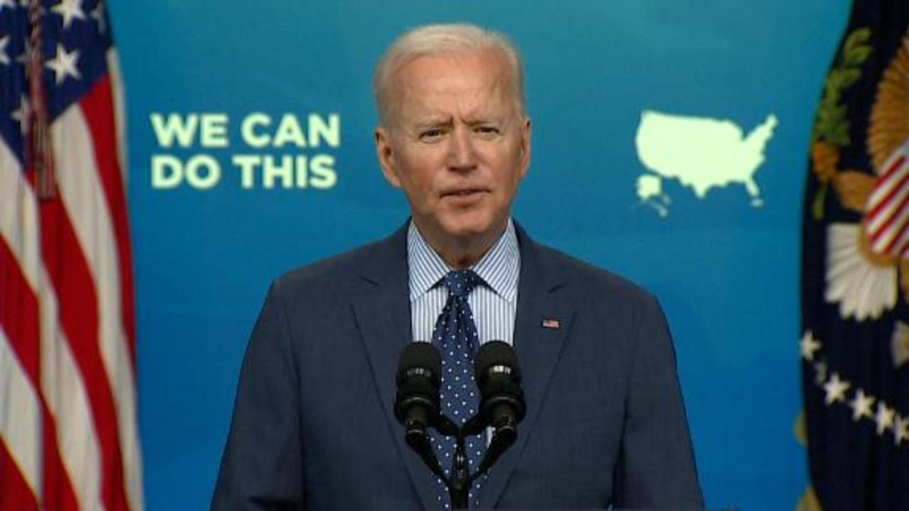 'Get a shot and have a beer': Biden woos Americans with incentives for vaccine