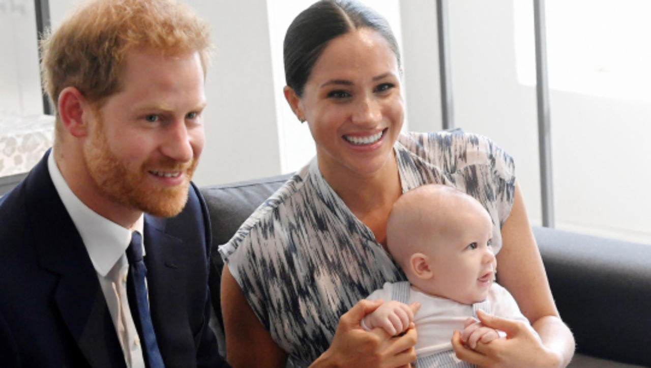 Prince Harry and Meghan Markle's Offspring to Make Possible Balcony Debut for Queen's Platinum Jubilee Celebration