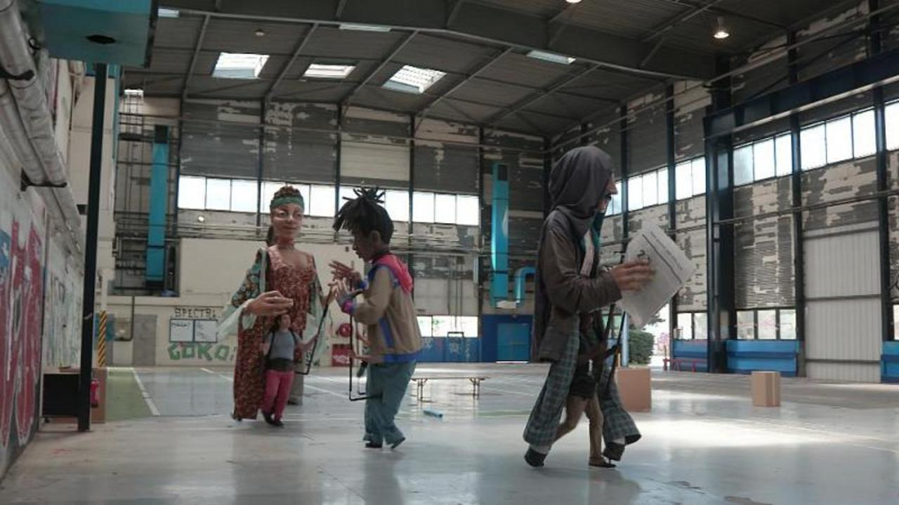 Africa takes centre stage at Lyon's dance biennale