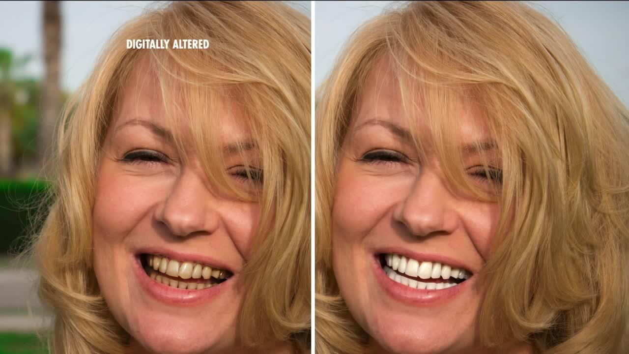 Get a summer-ready smile with Power Swabs