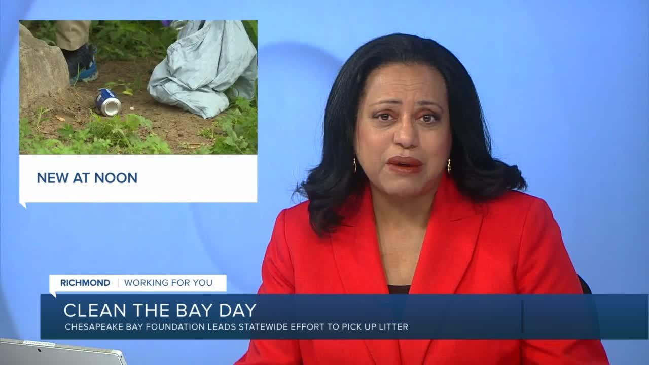 Governor, Richmond mayor participate in Clean the Bay Day