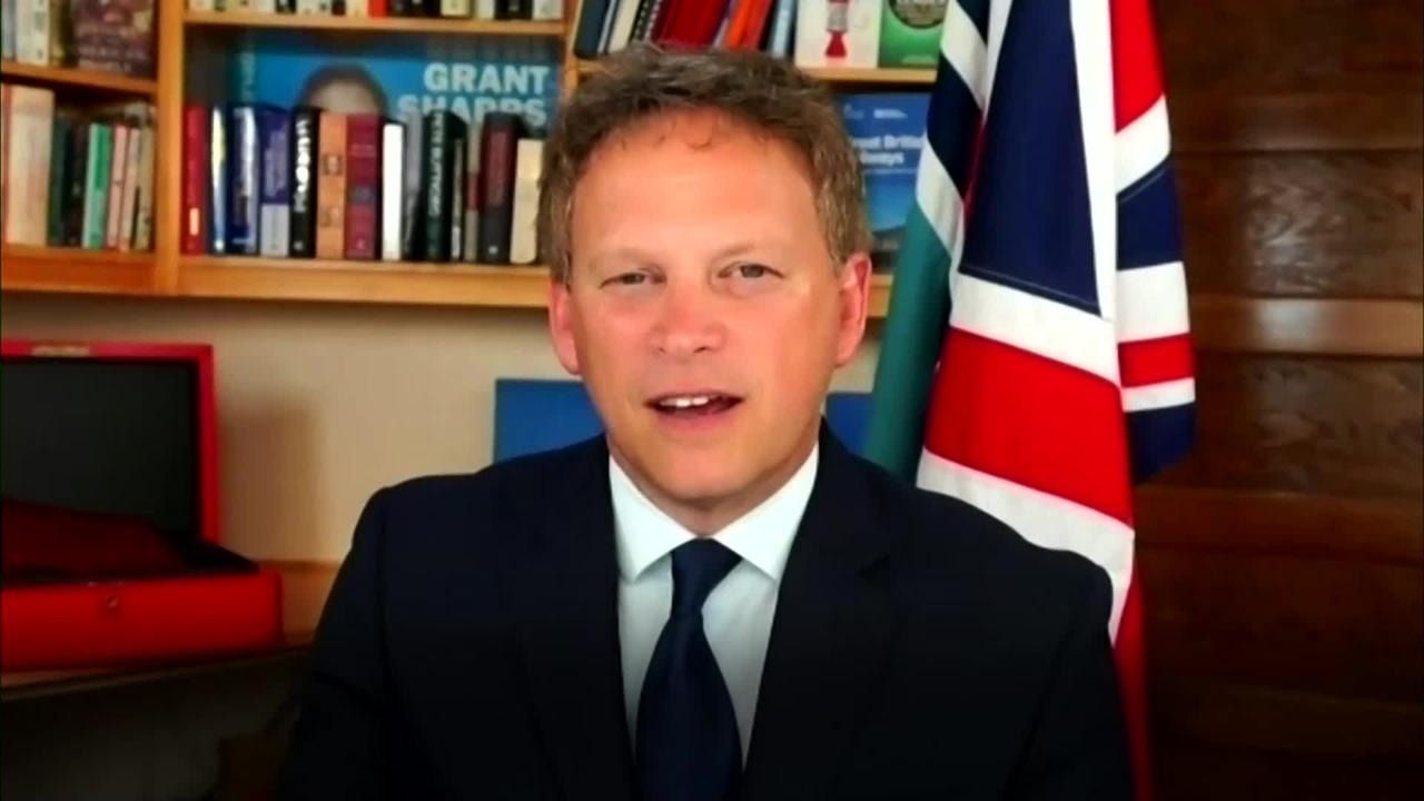 Shapps warns of new Covid mutation as Portugal is removed from green travel list