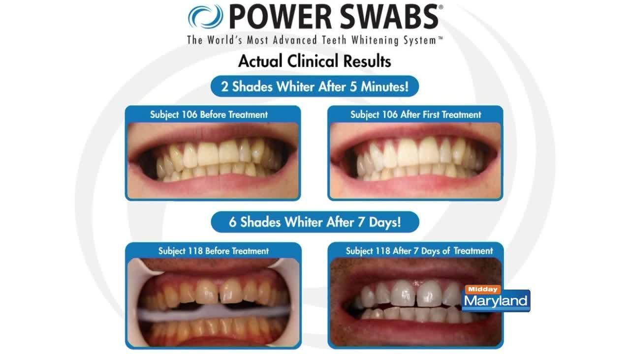 Power Swabs - June 3, 2021