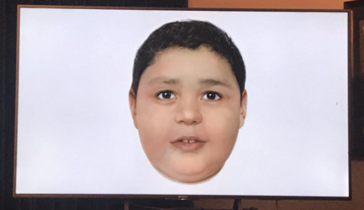 Vegas police, FBI release new images of dead boy, announce $10K reward for information