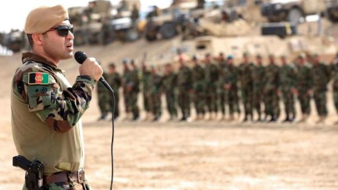 Afghan general faces Taliban with 'optimism'