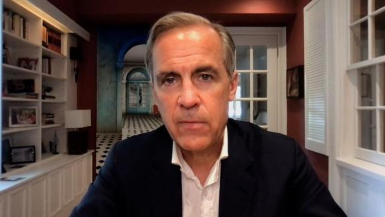 Mark Carney: Inflation is a positive sign of economic progress