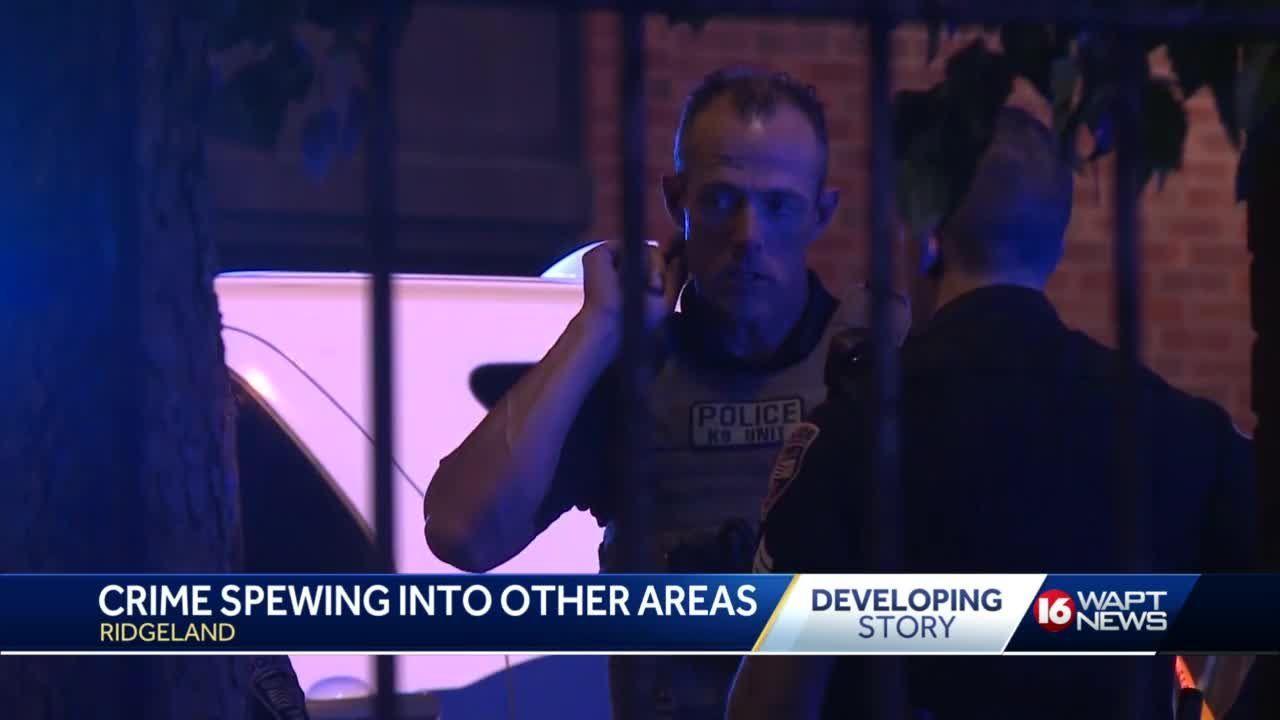 Ridgeland police shoot teen accused of shooting uncle