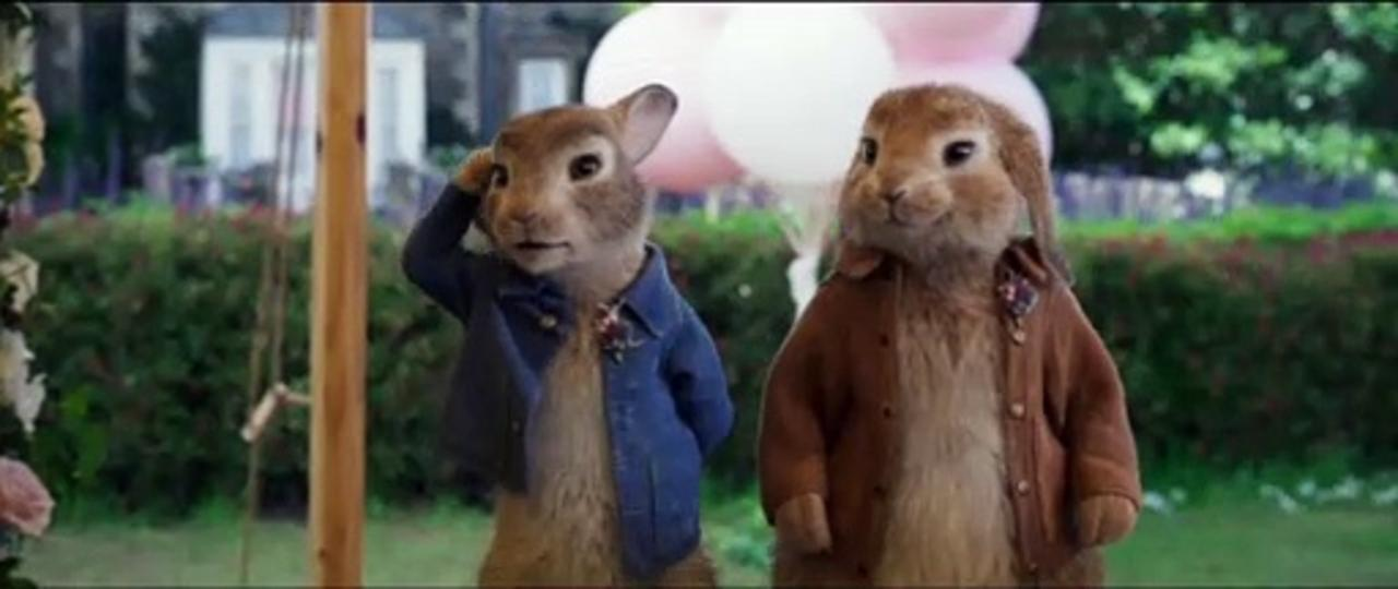 PETER RABBIT 2 THE RUNAWAY Movie - Vignette - The More Things Change