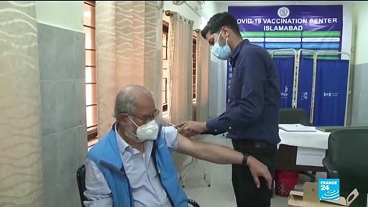 Coronavirus vaccine rollout speeds up across Pakistan