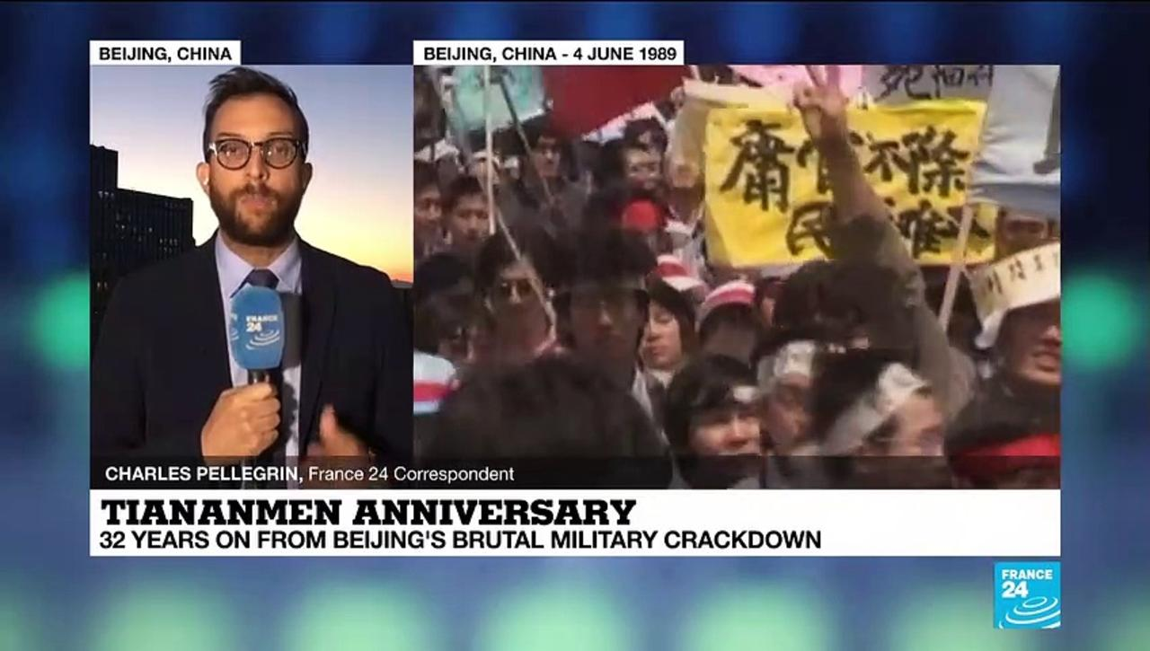 Tiananmen commemorations completely banned in Mainland China