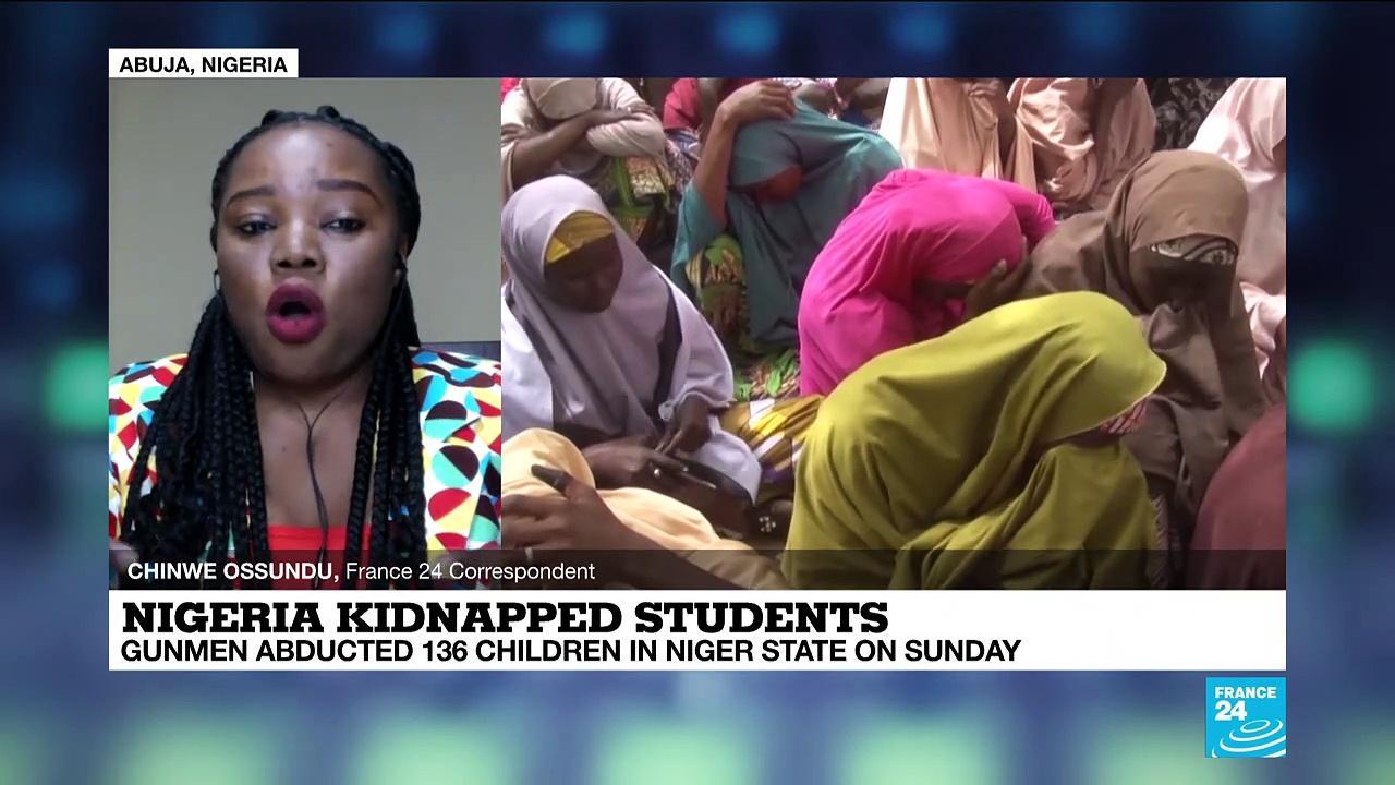 Gunmen kidnapped 136 from Islamic school in Nigeria