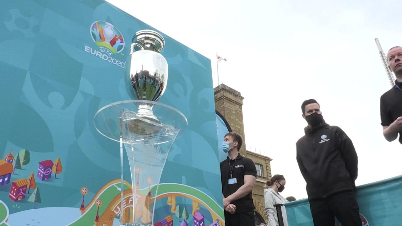 Sadiq Khan's 'heart and head' says England can win Euro 2020 at Wembley
