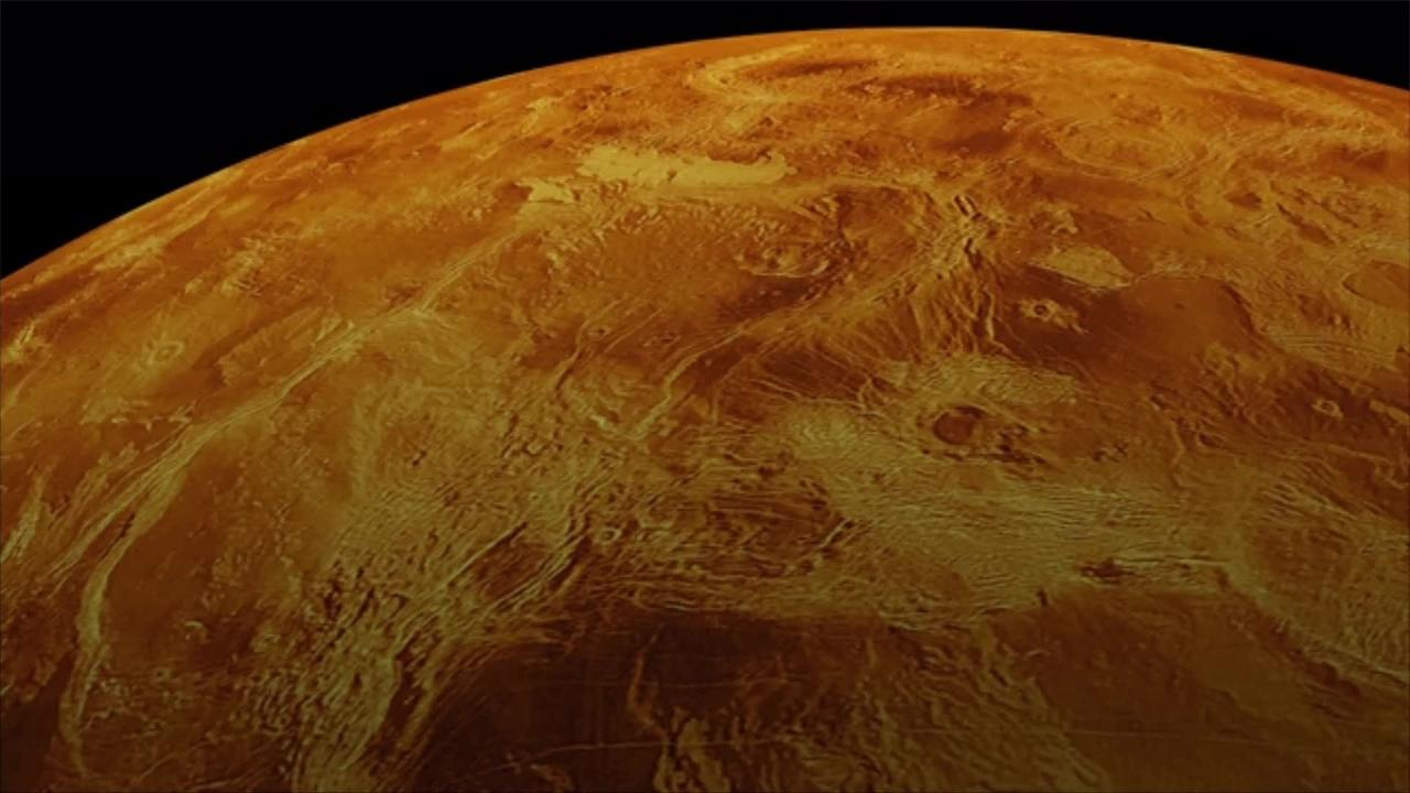 NASA Announces 2 Missions to Venus After Studies Point to Possible Life