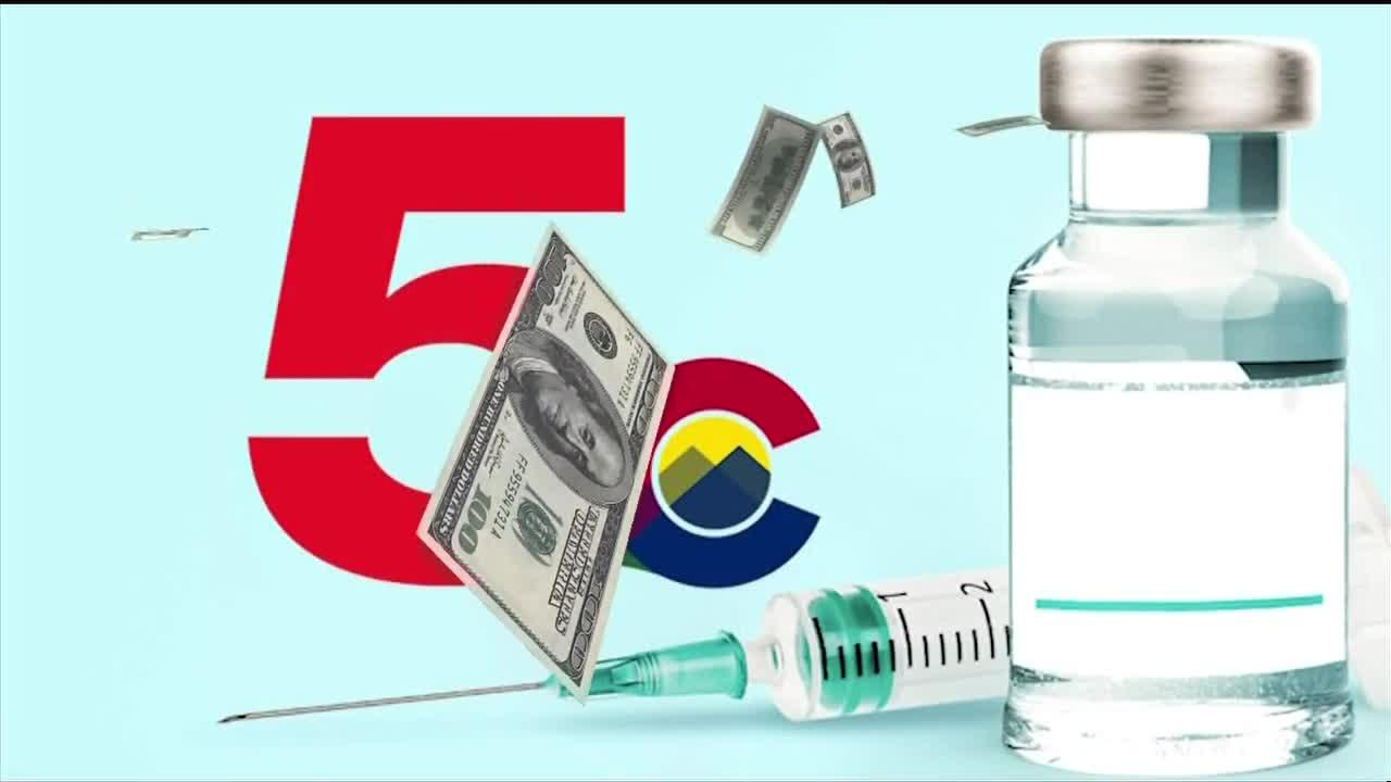 The first $1M drawing for vaccinated Coloradans will be announced Friday. Here's how it's going to work.