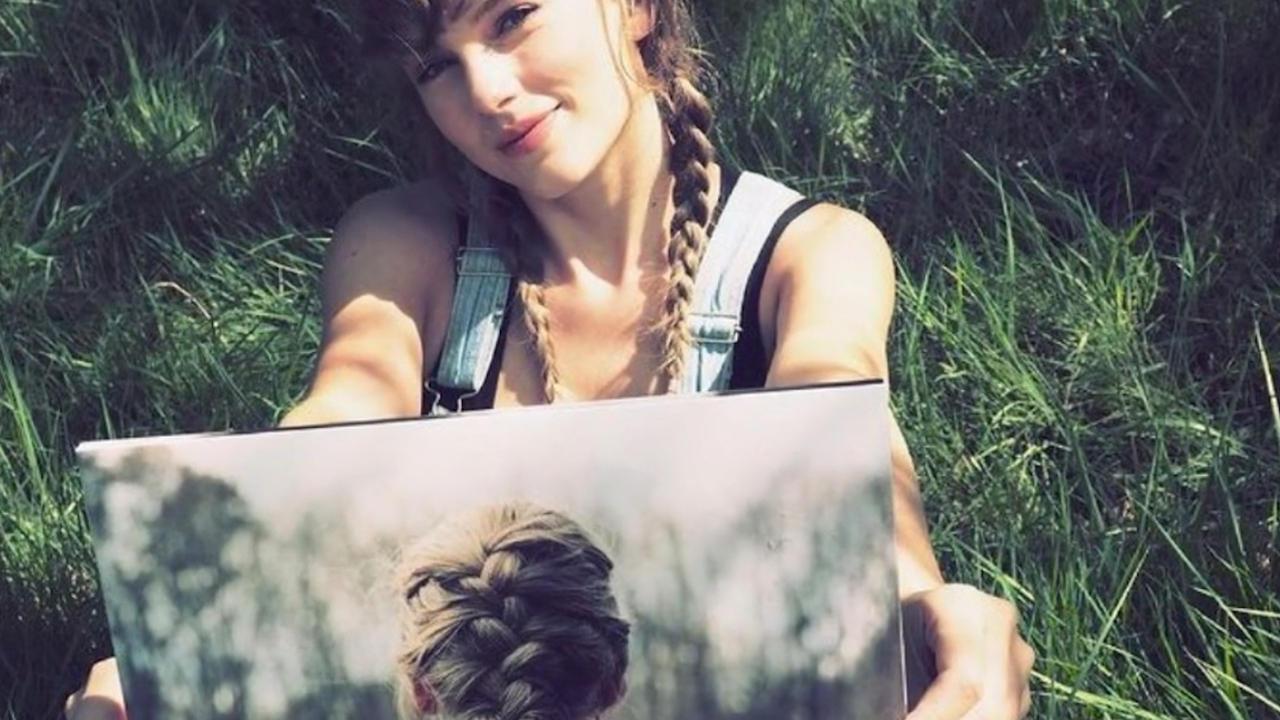 Taylor Swift fête le succès de son album vinyle avec un remix de la chanson «Willow»