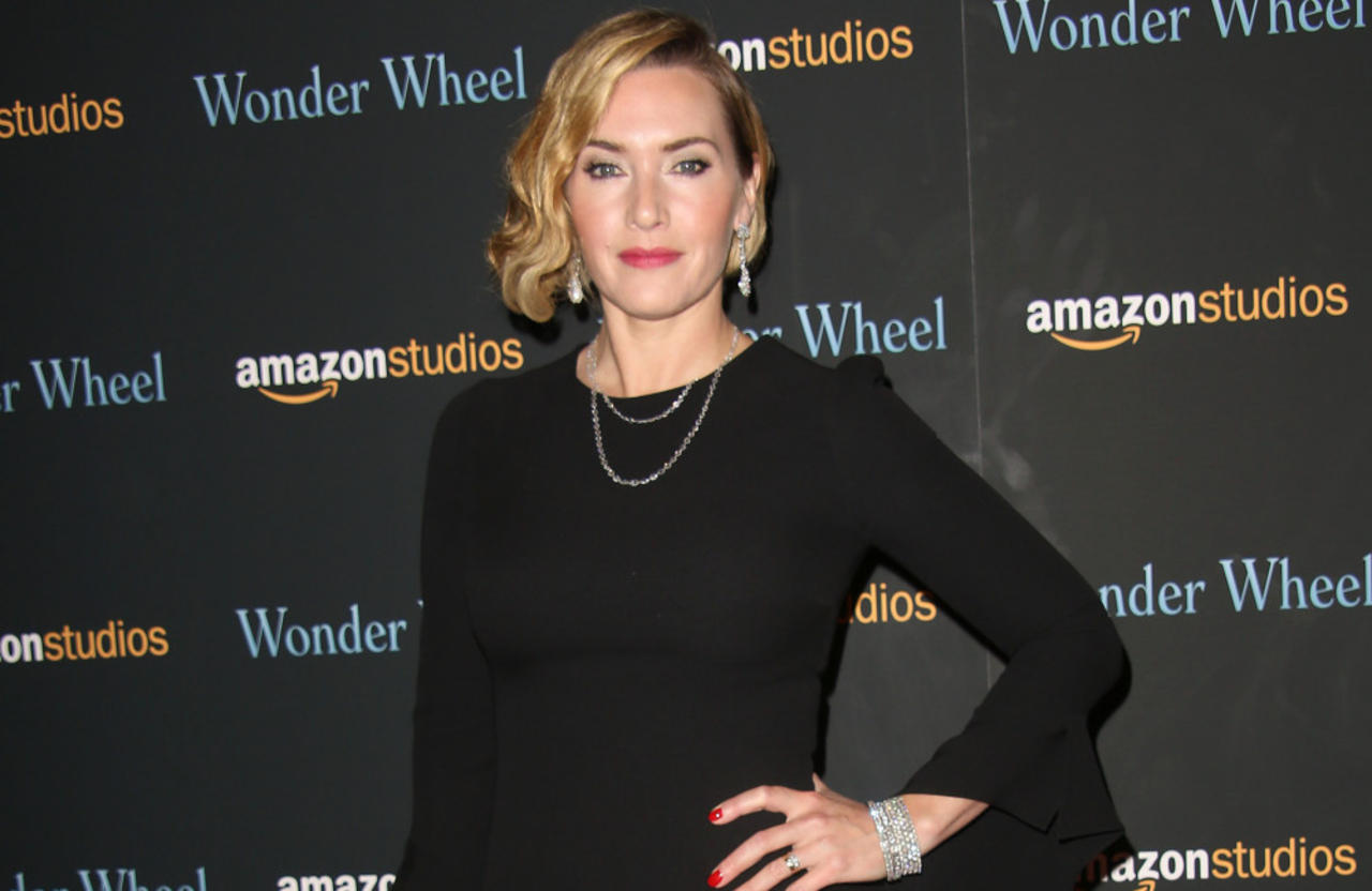 Kate Winslet has spoken about ageing
