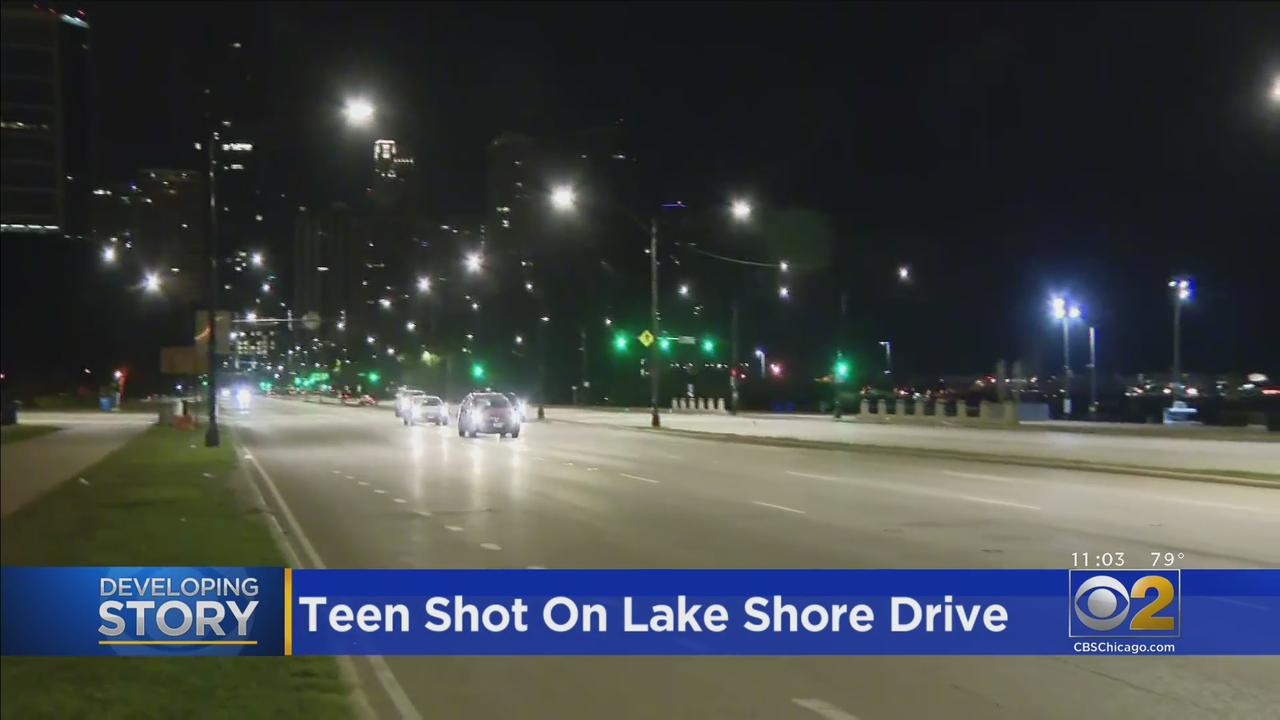 15-Year-Old Girl In Critical Condition After Shooting On Lake Shore Drive