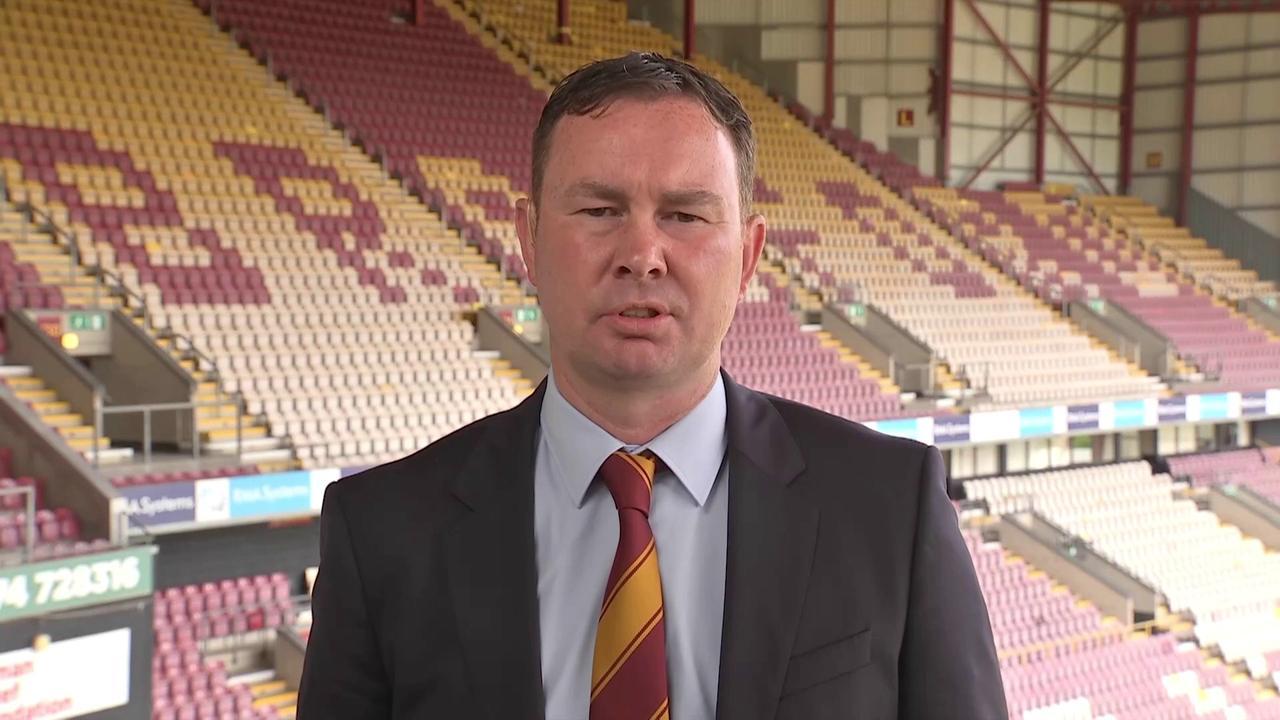 Adams targeting Bradford promotion