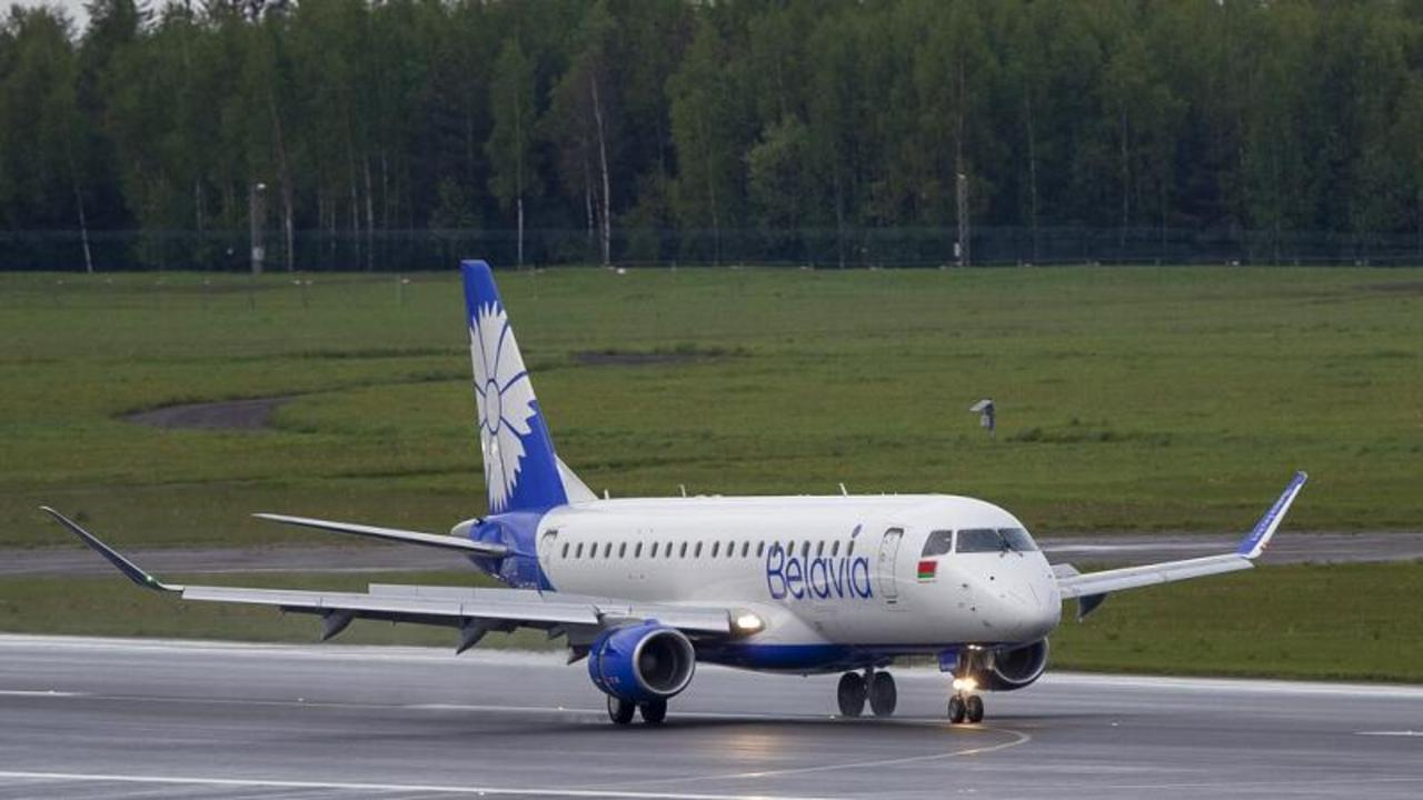 Belarusian airlines banned from flying over EU or using its airports
