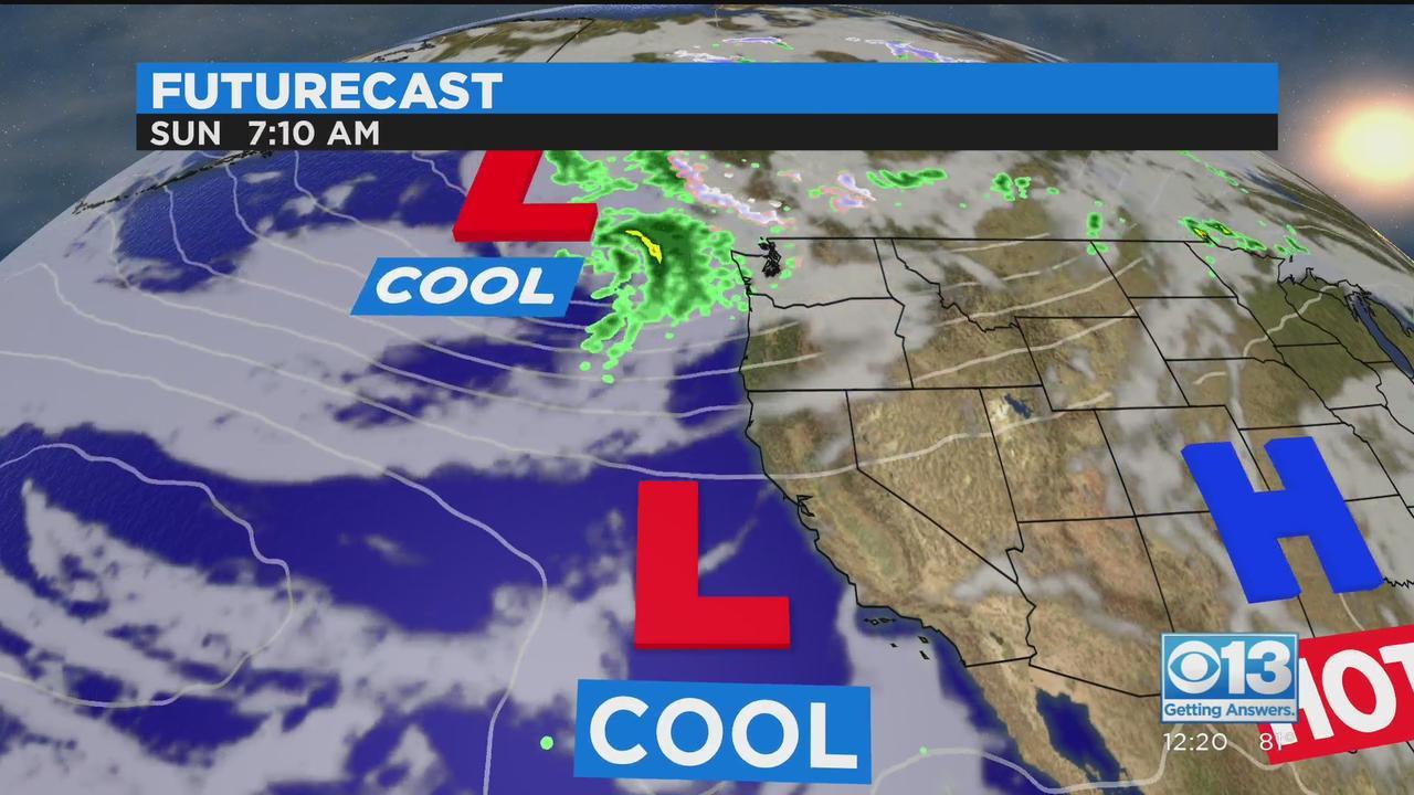 Noon Forecast - 6/4/21