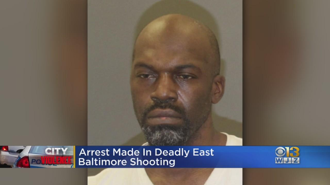 Baltimore Man Shawn Purvis Charged With First Degree Murder In Shooting Death