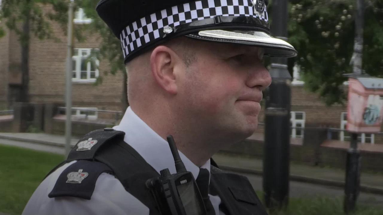 Met Police chief says force is ready to tackle future violent incidents