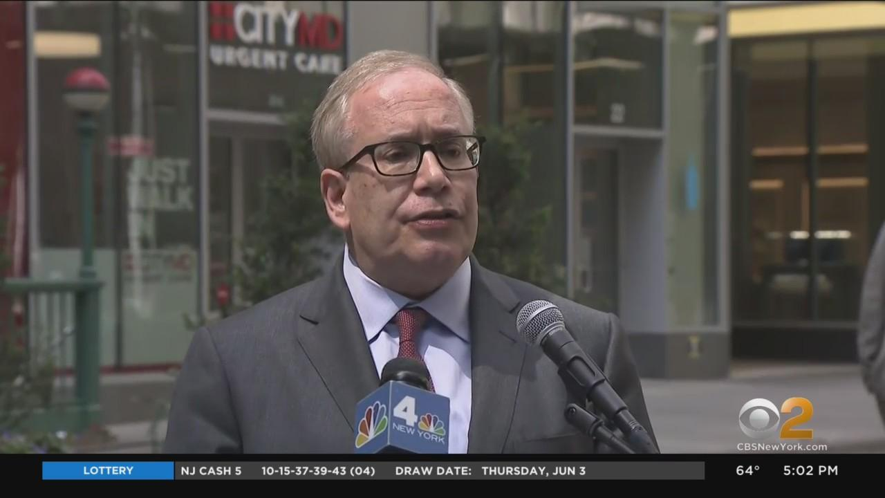 Scott Stringer Accused Of Sexual Harassment By 2nd Woman