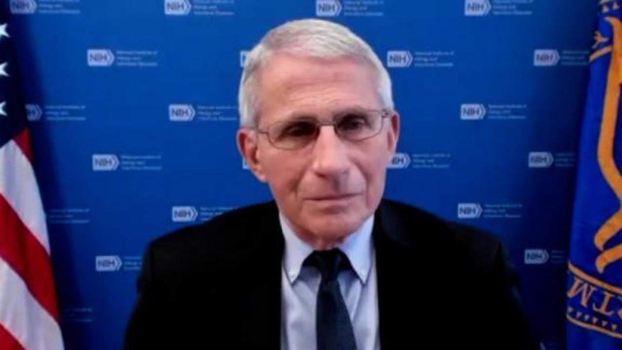 'American tragedy': Fauci on not making use of vaccines in US