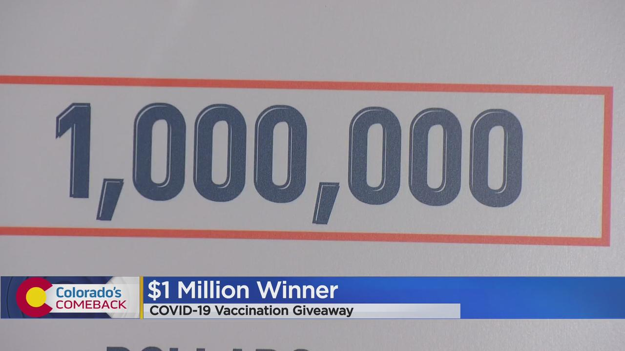 Mead Resident Is First Winner Of $1 Million In The Colorado Comeback Cash Giveaway