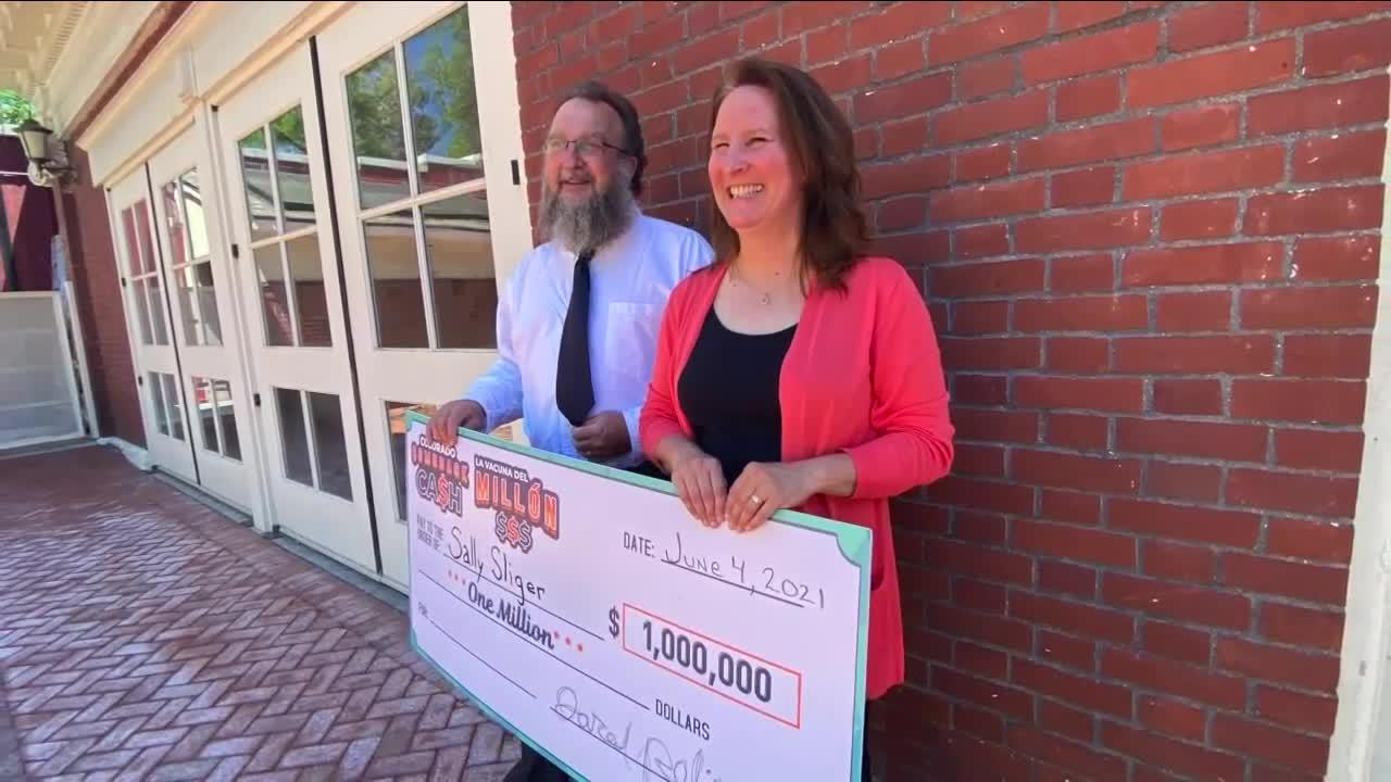 Health care data analyst from Mead named first winner of Colorado Comeback Cash $1M prize