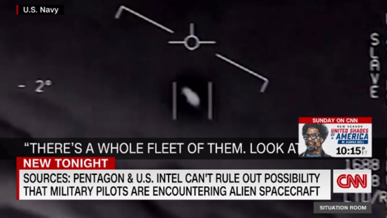 U.S. report unable to pin down UFO origins