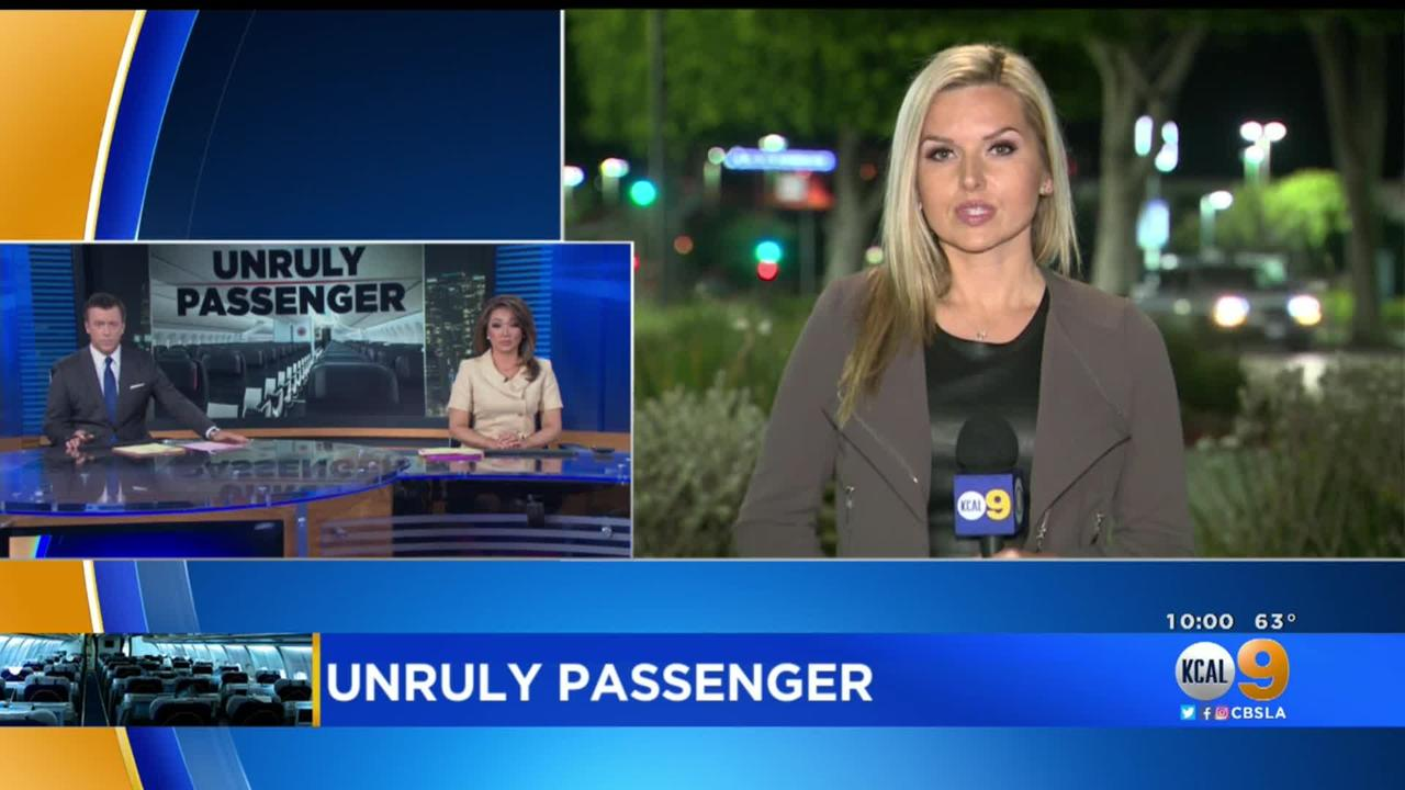 Delta Flight From LAX Diverted After Flight Crew, Passengers Take Down Man Banging On Cockpit Door