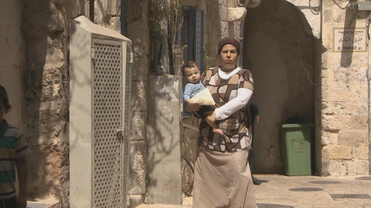 East Jerusalem: Palestinian families pushed out of Old City