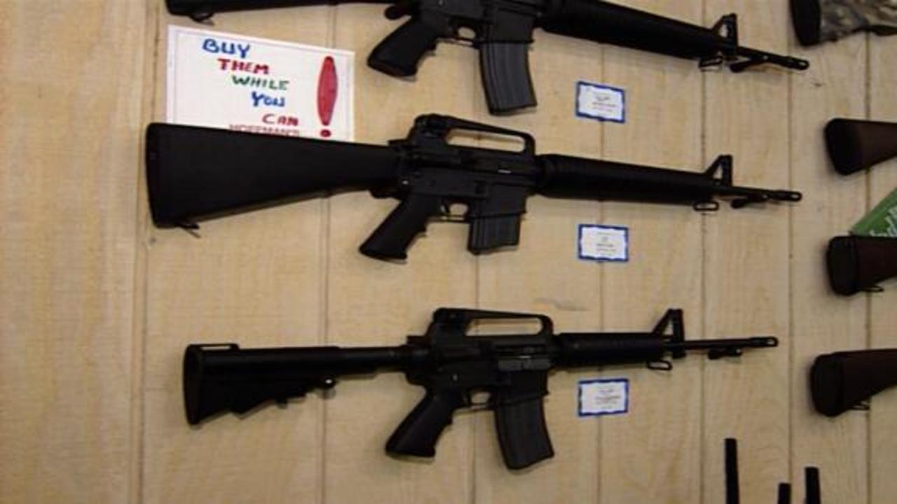 Federal judge overturns California's assault weapons ban