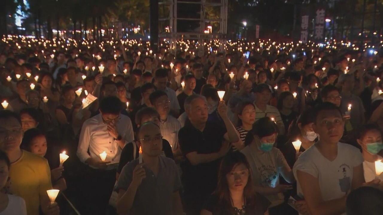 Tiananmen vigil stifled but HK activists say history 'not erased'