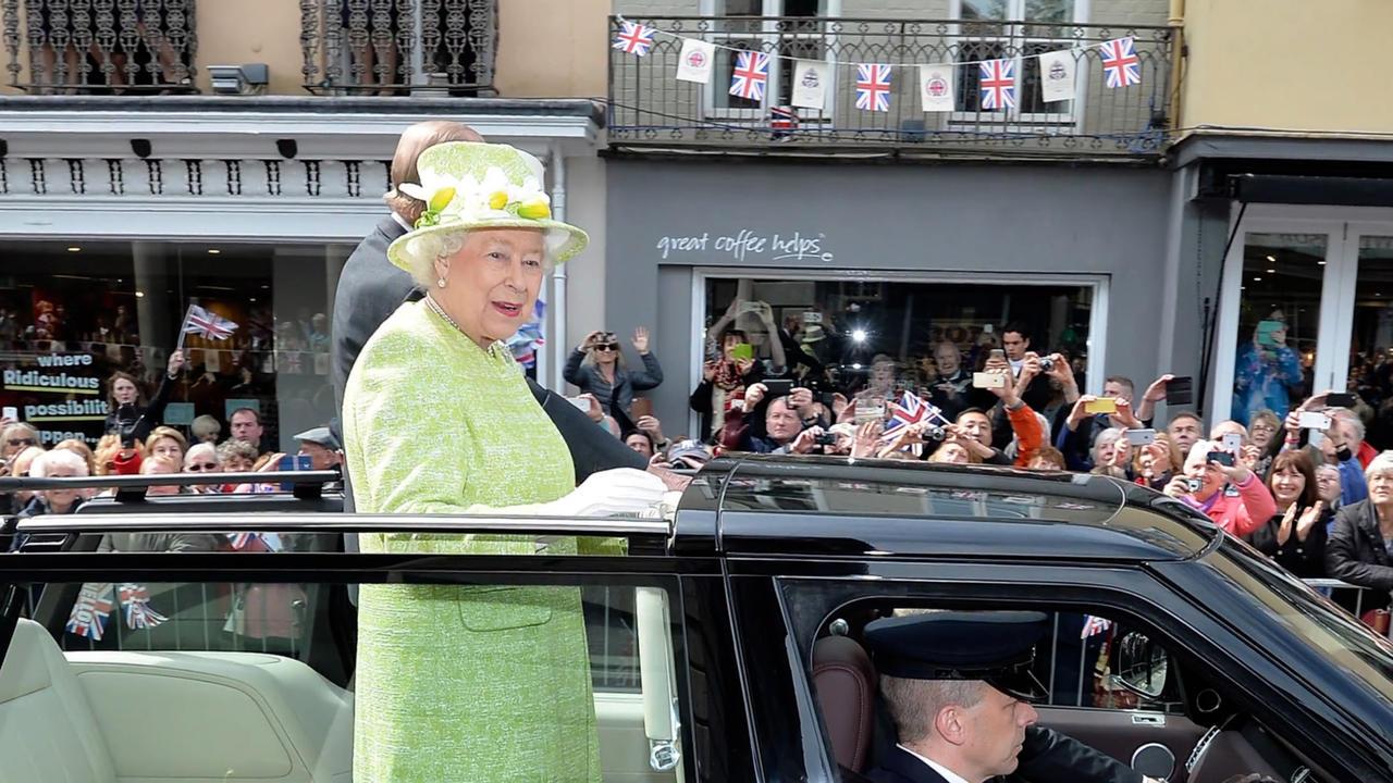 Queen Elizabeth II to meet U.S. President Joe Biden at Windsor Castle